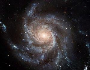 PINWHEEL by Hubble Telescope-heic0602a